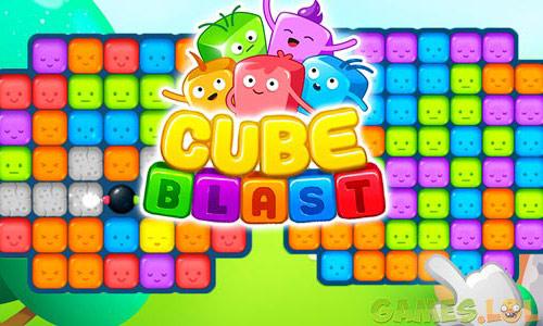 Play Cube Blast on PC