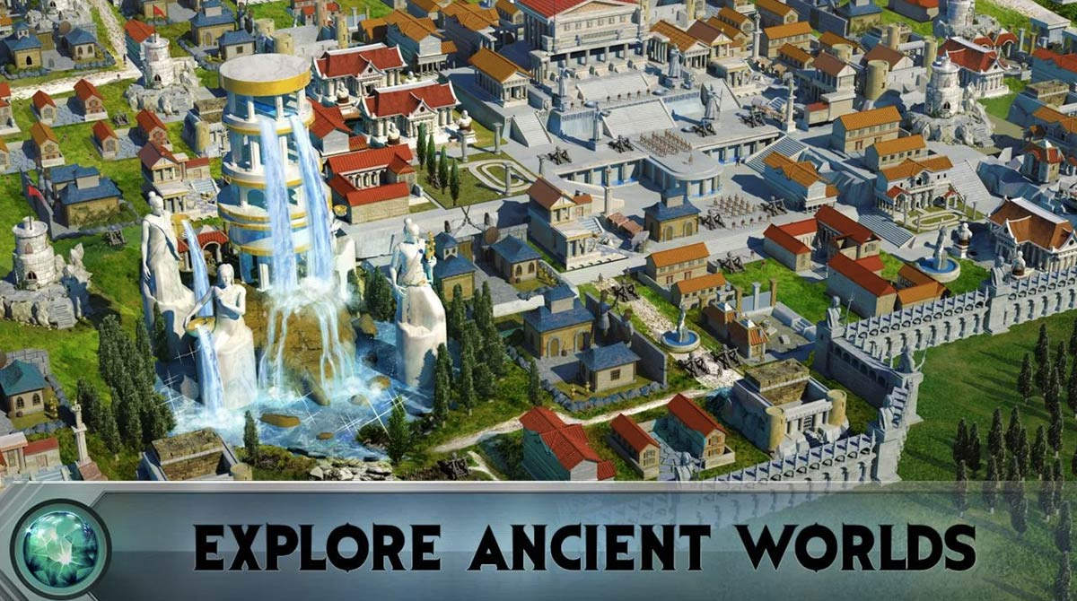 Game Of War Explore Ancient Worlds