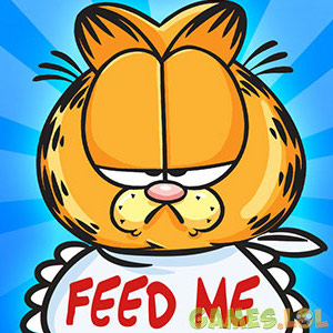 Garfield My Big Fat Diet Hungry