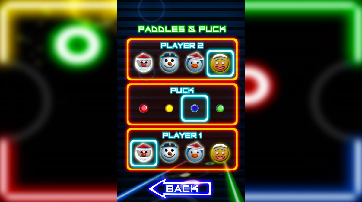 Glow Hockey Choose Cool Avatar