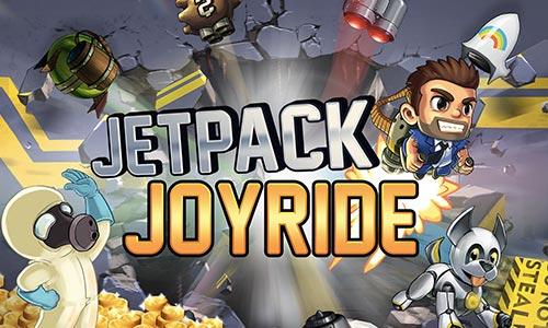Play Jetpack Joyride on PC
