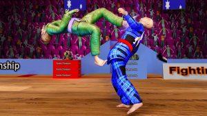 karate king fighter kung fu