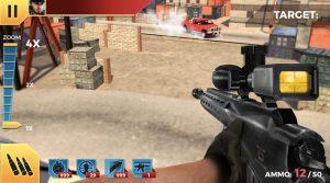 king sniper fps moving target