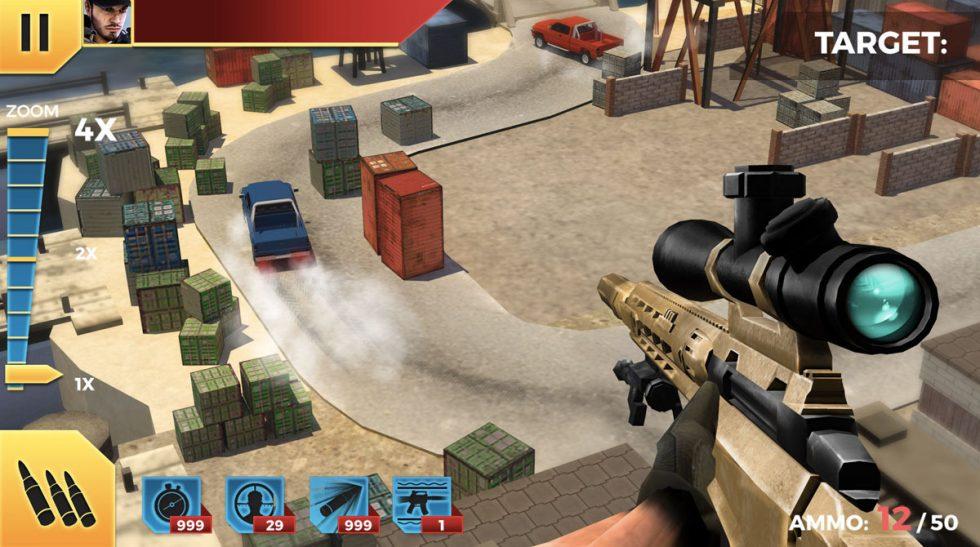 king sniper fps sniping