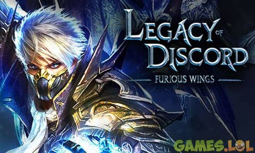 Play Legacy of Discord – Furious Wings on PC