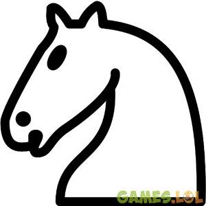 lichess online chess horse