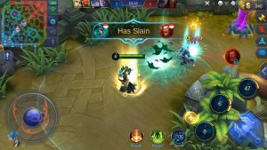 mobile legends bang bang download gameplay controls