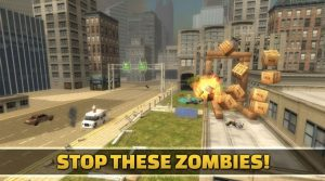 ragdoll cannon blast stop these zombies