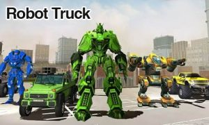 Play Robot Truck on PC