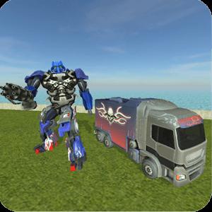 robot truck optimus