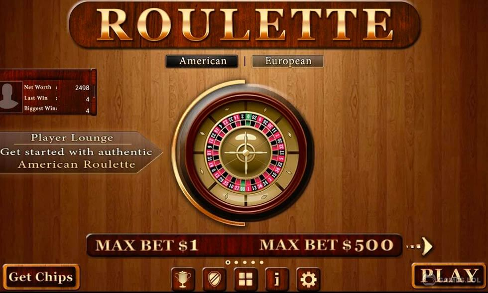 roulette download free