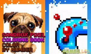 Play Color By Number – Sandbox Pixel Coloring Book on PC