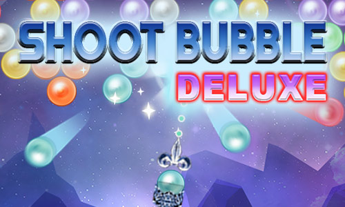 Play Shoot Bubble Deluxe on PC