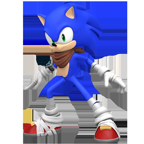 Sonic Main Character