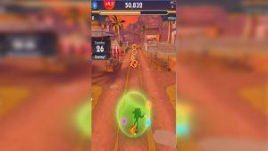 Sonic Dash Shadow Upgrade