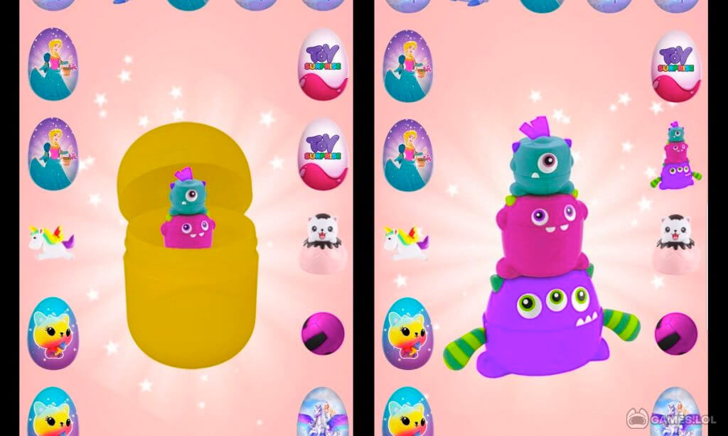 surprise eggs classic download PC