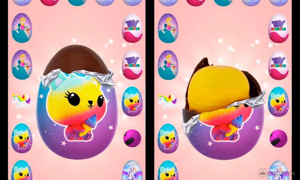 surprise eggs classic download free
