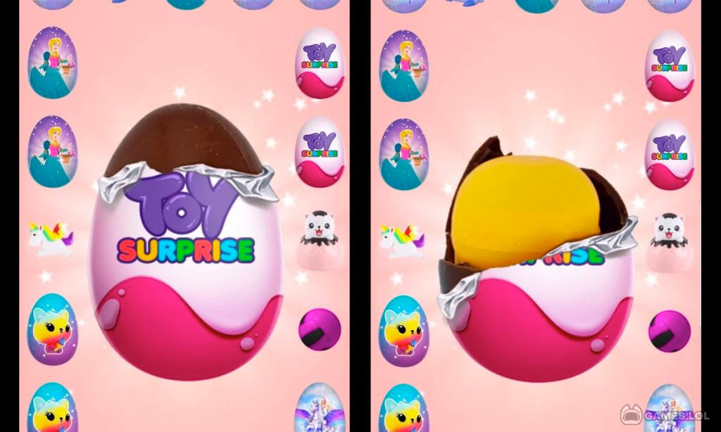 surprise eggs classic download full version