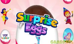 Play Surprise Eggs Classic on PC