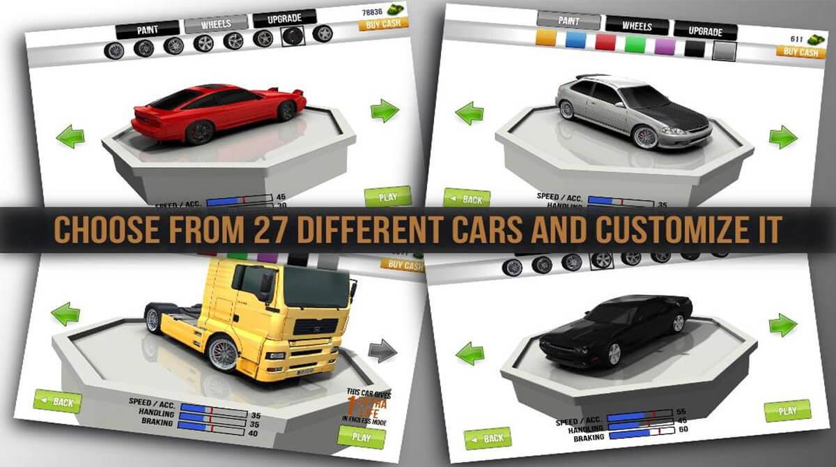 Traffic Racer Cars