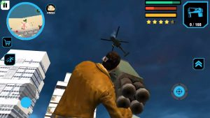truck driver city crush rocket launcher