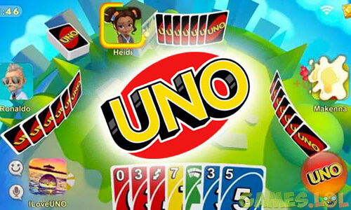 Play UNO! on PC