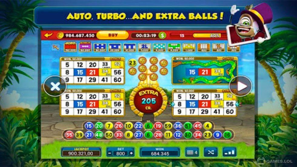 world of bingo download PC