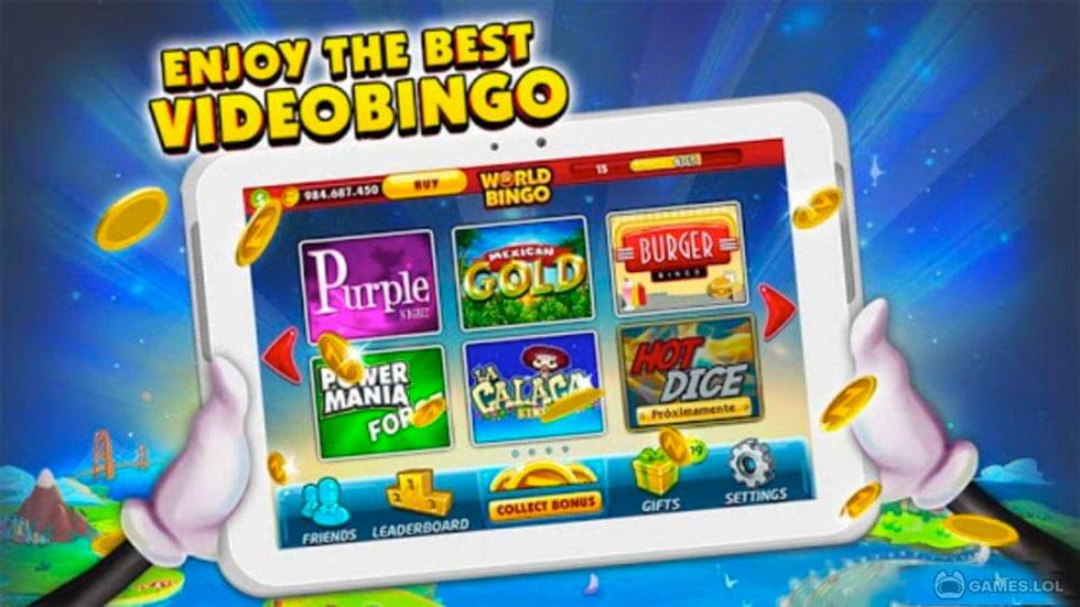 world of bingo download free