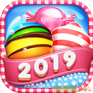 Candy Charming 2019 Triple Choco Sweet Balls