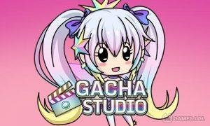 Play Gacha Studio Anime Dress Up on PC