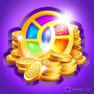 Play Genies & Gems – Jewel & Gem Matching Adventure on PC