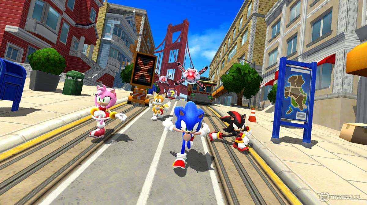 Sonic Forces download free
