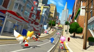 Sonic Forces download full version
