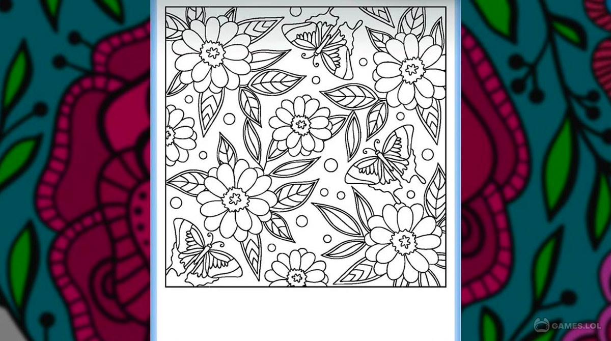 adult coloring download free