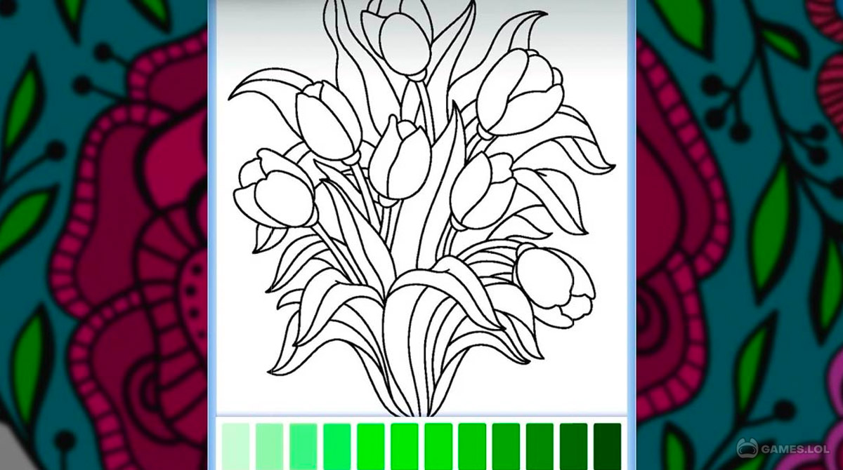 adult coloring download full version