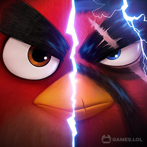 Play Angry Birds Evolution on PC