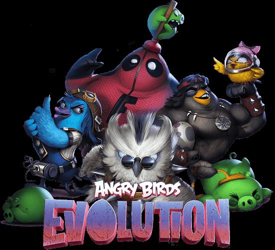 angry birds evolution super birds