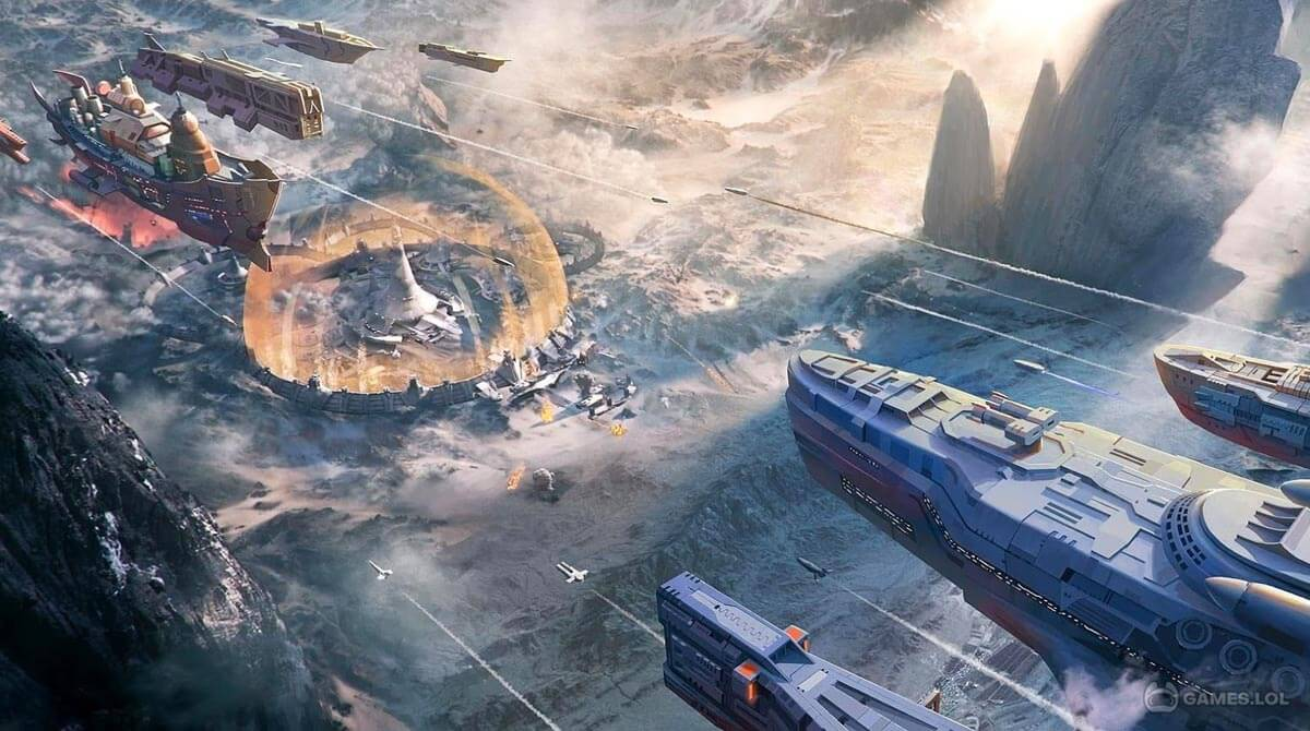 ark of war download PC
