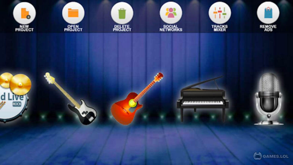 band live rock download free