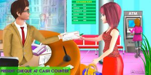 bank cashier manager download free