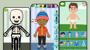 body parts for kids download PC