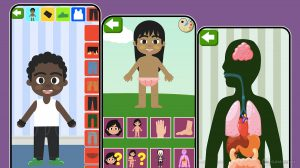 body parts for kids download PC free