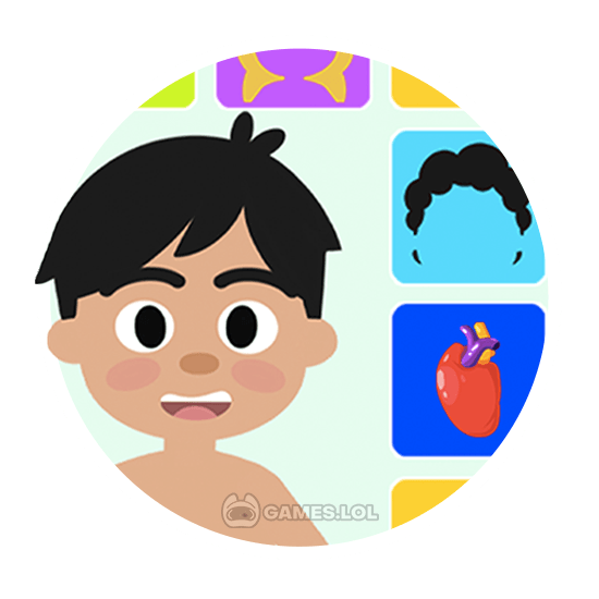 body parts for kids download free pc