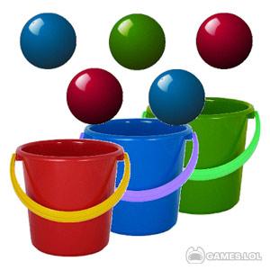 Play Bucket Ball on PC