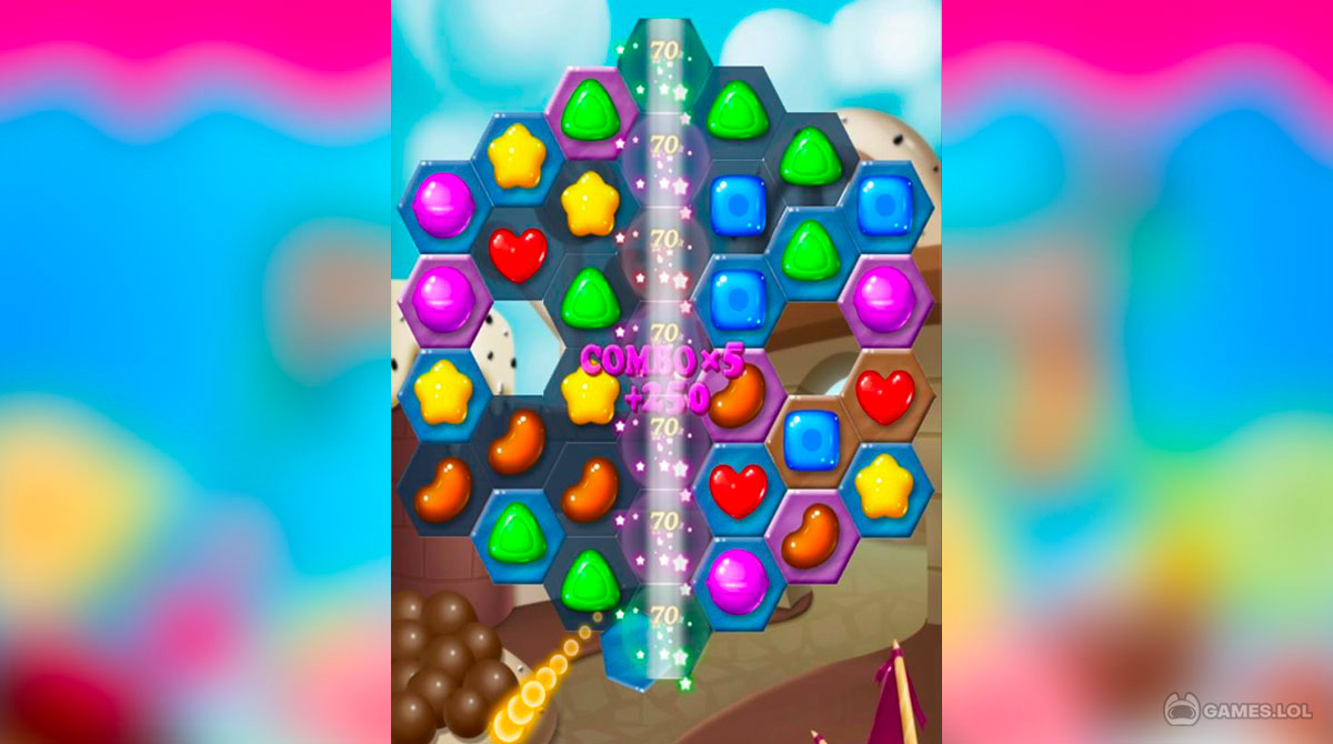 candies legend download PC free