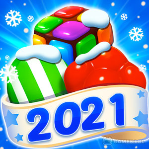 Play Candy Witch – Match 3 Puzzle Free Games on PC