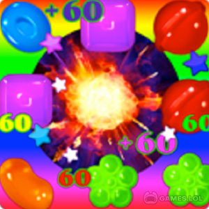 Play Candy Saga Deluxe on PC