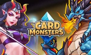 Play Card Monsters: 3 Minute Duels on PC