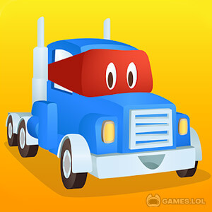 Play Carl the Super Truck Roadworks: Dig, Drill & Build on PC