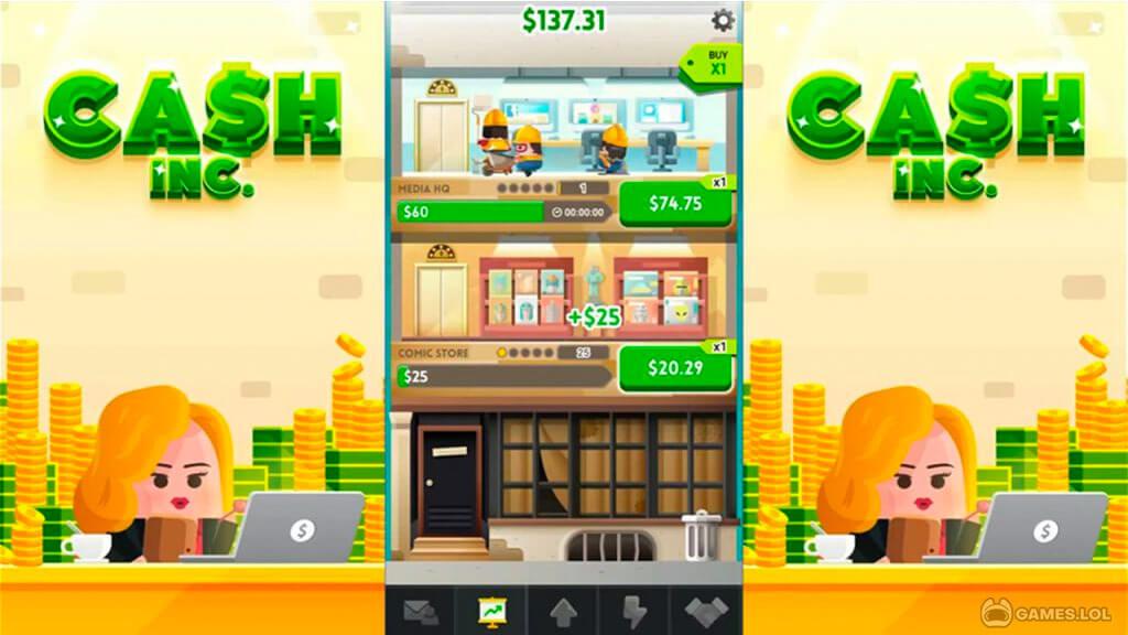 cash inc download free